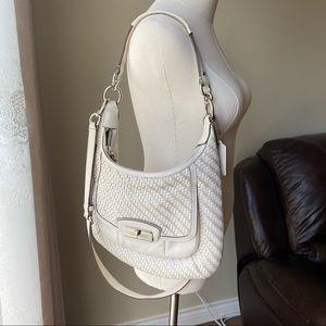 COACH Off-white Crossbody Bag